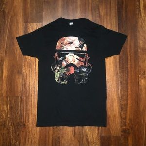 Star Wars Stormtrooper Shirt